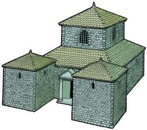 Lamyatt Temple