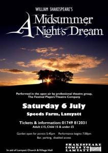 2013 A Midsummer Nights Dream Poster - web compressed